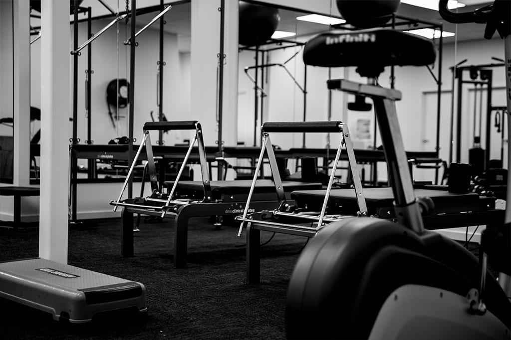 Goldfields Physio gym