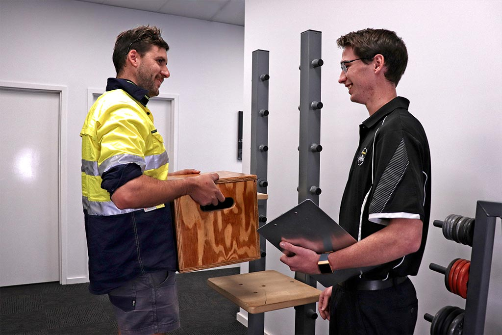 Training programs | Goldfields Physio Kalgoorlie
