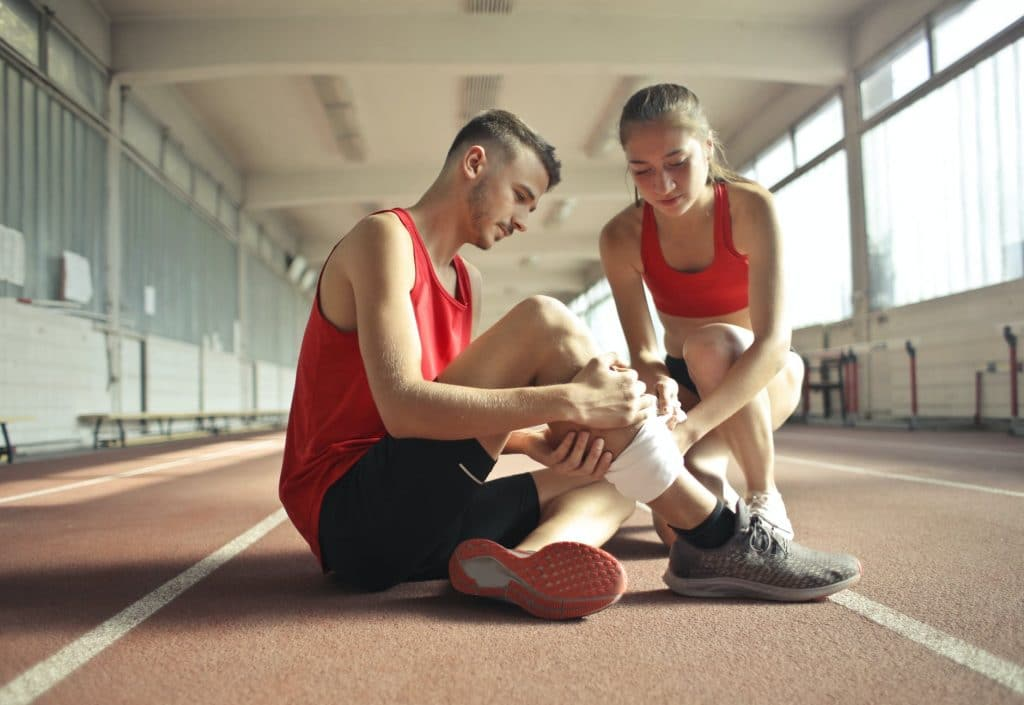 Sport Injury Prevention Techniques